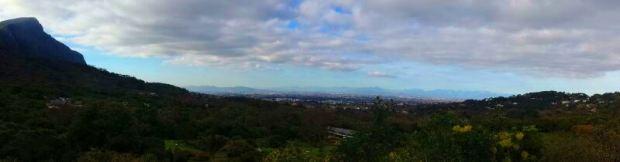Kirstenbosch View #CPTBucketList