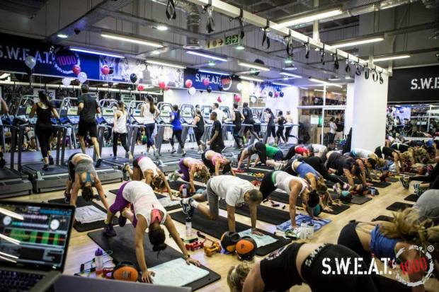 Sweat 100 Claremont 2 #CPTbucketlist