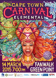 Cape town Carnival Elemental
