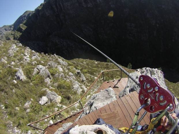 Cape Canopy Tours - #CPTBucketList